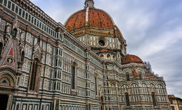 St. Mary of the Flower in Florence Stock Photo