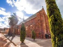 St Mary i Ara Coeli Roman Catholic Church, Northampton royaltyfri fotografi