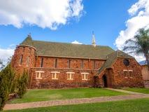 St Mary i Ara Coeli Roman Catholic Church, Northampton royaltyfria bilder