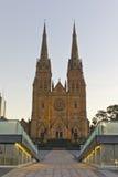 St Mary Kathedraal Royalty-vrije Stock Fotografie