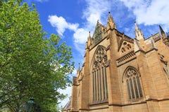 St Mary Kathedraal Royalty-vrije Stock Afbeeldingen