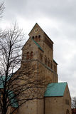 St. Mary Kathedraal. Hildesheim, Duitsland Royalty-vrije Stock Foto
