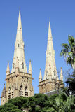 St. Mary Kathedraal, Sydney Royalty-vrije Stock Foto's