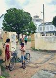 St Mary Kathedrale Jaffna Stockfotografie