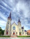 St Mary katholische Kirche Stockbilder