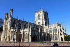 St Mary Kerk Beverley Royalty-vrije Stock Afbeelding