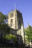 St Mary Kerk, Nottingham Stock Foto's