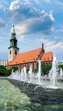 St Mary Kirche in Berlin Lizenzfreie Stockfotos