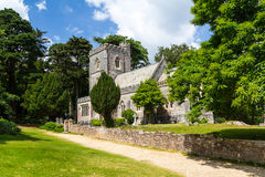 St Mary Kirche Brownsea-Insel Lizenzfreies Stockfoto