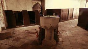 St Mary Kirche, Mundon, Maldon, Essex lizenzfreie stockbilder