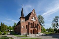 St Mary Kirche von Sigtuna Lizenzfreies Stockfoto