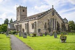 ST Mary, Kirkby Lonsdale, Cumbria, UK Στοκ Εικόνες