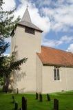 St Mary la chiesa vergine, Aldermaston, Berkshire Immagine Stock Libera da Diritti