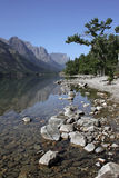 St Mary Lake Royalty Free Stock Photo