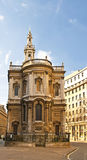 St. Mary le strand (Hidden London) Royalty Free Stock Image