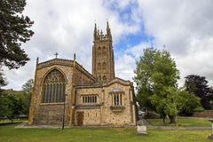 St Mary Magdalene Church i Taunton Royaltyfria Foton