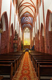 St. Mary Magdalene Church interior Stock Photos