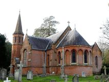 St Mary Magdalene Church, Latimer photographie stock libre de droits
