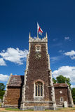 St.Mary Magdalene church in Sandringham Royalty Free Stock Images