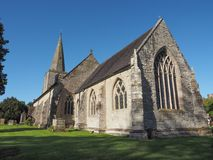 St Mary Magdalene church in Tanworth in Arden Royalty Free Stock Photo