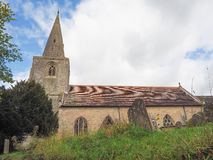 St Mary Magdalene church in Tanworth in Arden Stock Images