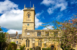 St Mary Magdalene church in Woodstock, Oxfordshire Royalty Free Stock Photo