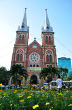 St Mary / Notre Dame Cathedral,Saigon,Vietnam Royalty Free Stock Photography
