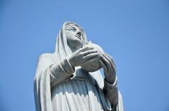 St Mary o la Virgen María bendecida Imágenes de archivo libres de regalías