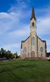 St. Mary Parish, Mt. Angel, OR, U.S.A. Royalty Free Stock Photo