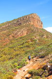 St Mary Peak, Flinders ranges, south australia Royalty Free Stock Photos