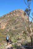 St Mary Peak, Flinders ranges, south australia Royalty Free Stock Photography