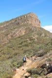St Mary Peak, Flinders ranges, south australia Royalty Free Stock Photo