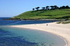 st mary pelistry s пляжа Стоковые Фото
