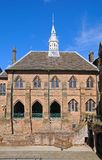 St Mary Priory Garden building. Royalty Free Stock Images