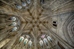 St Mary Redcliffe Fotografia de Stock Royalty Free