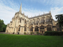 St Mary Redcliffe in Bristol Royalty Free Stock Photo