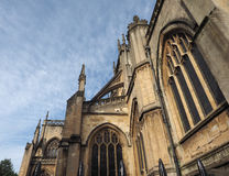 St Mary Redcliffe in Bristol Stock Photos