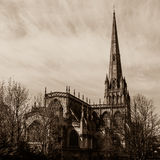 St Mary Redcliffe Bristol, English Gothic architecture church, F Stock Photography