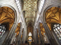 St Mary Redcliffe in Bristol Royalty Free Stock Photography