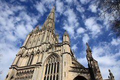 St Mary Redcliffe Royalty Free Stock Photography