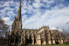 St Mary Redcliffe Stock Images