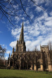 St Mary Redcliffe Royalty Free Stock Images