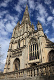 St Mary Redcliffe Royalty Free Stock Photos