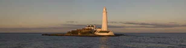 st mary s маяка Стоковые Изображения