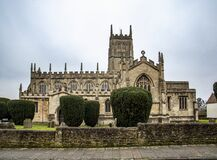 Free St Mary`s Anglican Church Calne Royalty Free Stock Photo - 171035635
