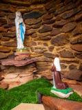 St. Mary's in Ara Coeli Roman Catholic Church, Northampton Stock Image