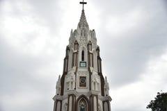 St. Mary`s Basilica, Bangalore, Karnataka. India is the oldest church in Bangalore royalty free stock photo
