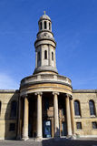 St. Mary's Bryanston Square in London Royalty Free Stock Photo