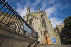 St Mary's Cathedral, Edinburgh Royalty Free Stock Photography