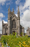 St. Mary's Cathedral, Kilkenny, Ireland stock images